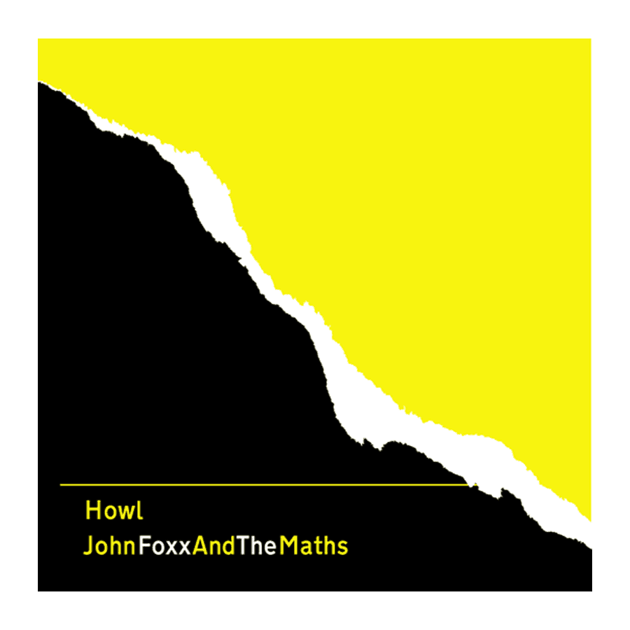 Buy Online John Foxx And The Maths - Howl
