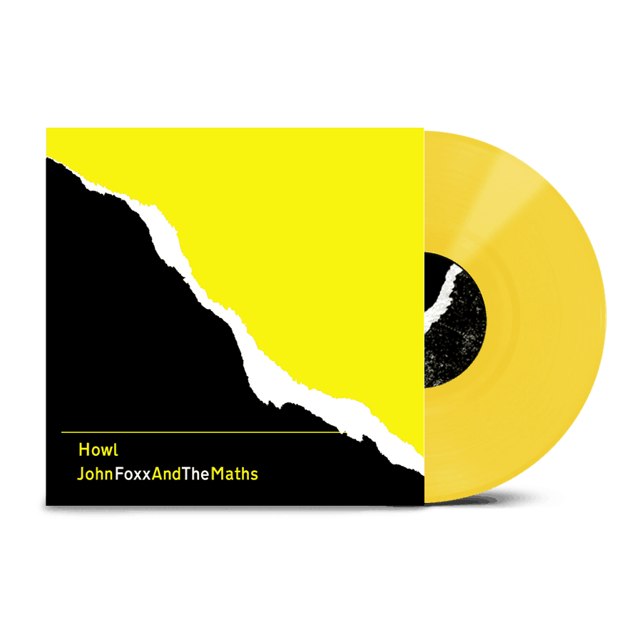 Buy Online John Foxx And The Maths - Howl Yellow
