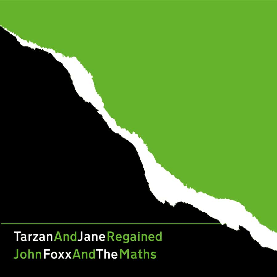 Buy Online John Foxx And The Maths - Tarzan And Jane Regained (single version)