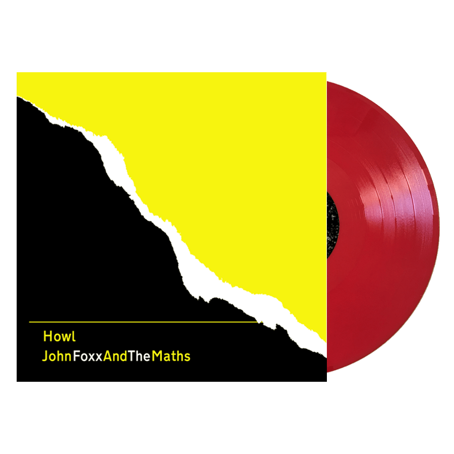 Buy Online John Foxx And The Maths - Howl Red