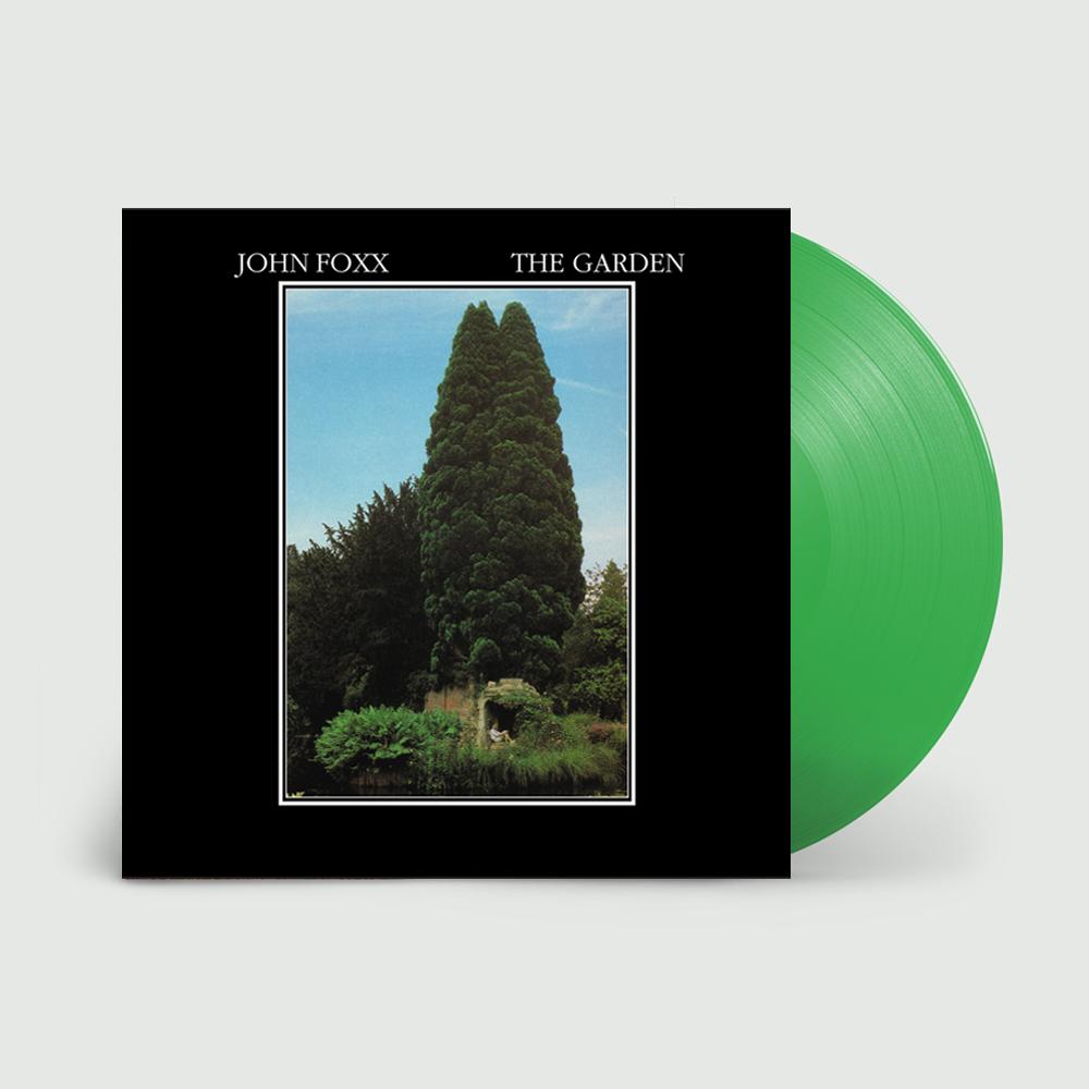 Buy Online John Foxx - The Garden Green Vinyl (Limited)