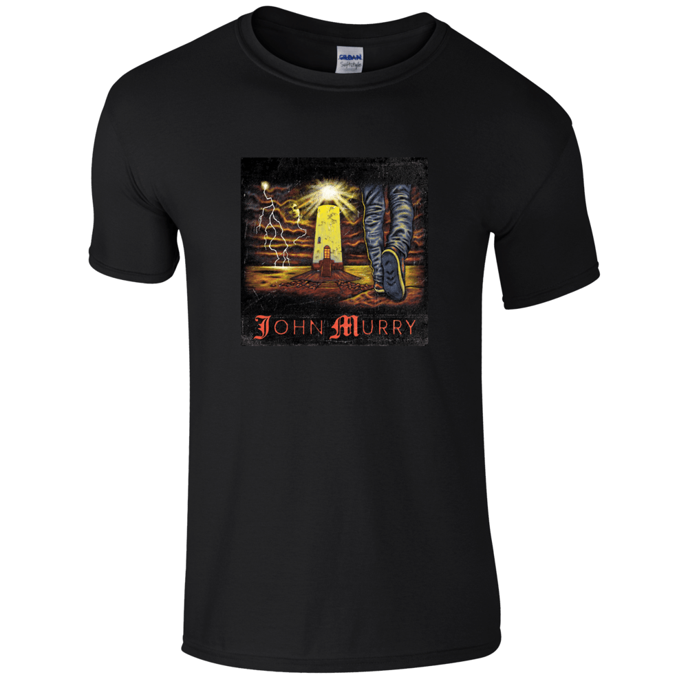 Buy Online John Murry - Black T-Shirt