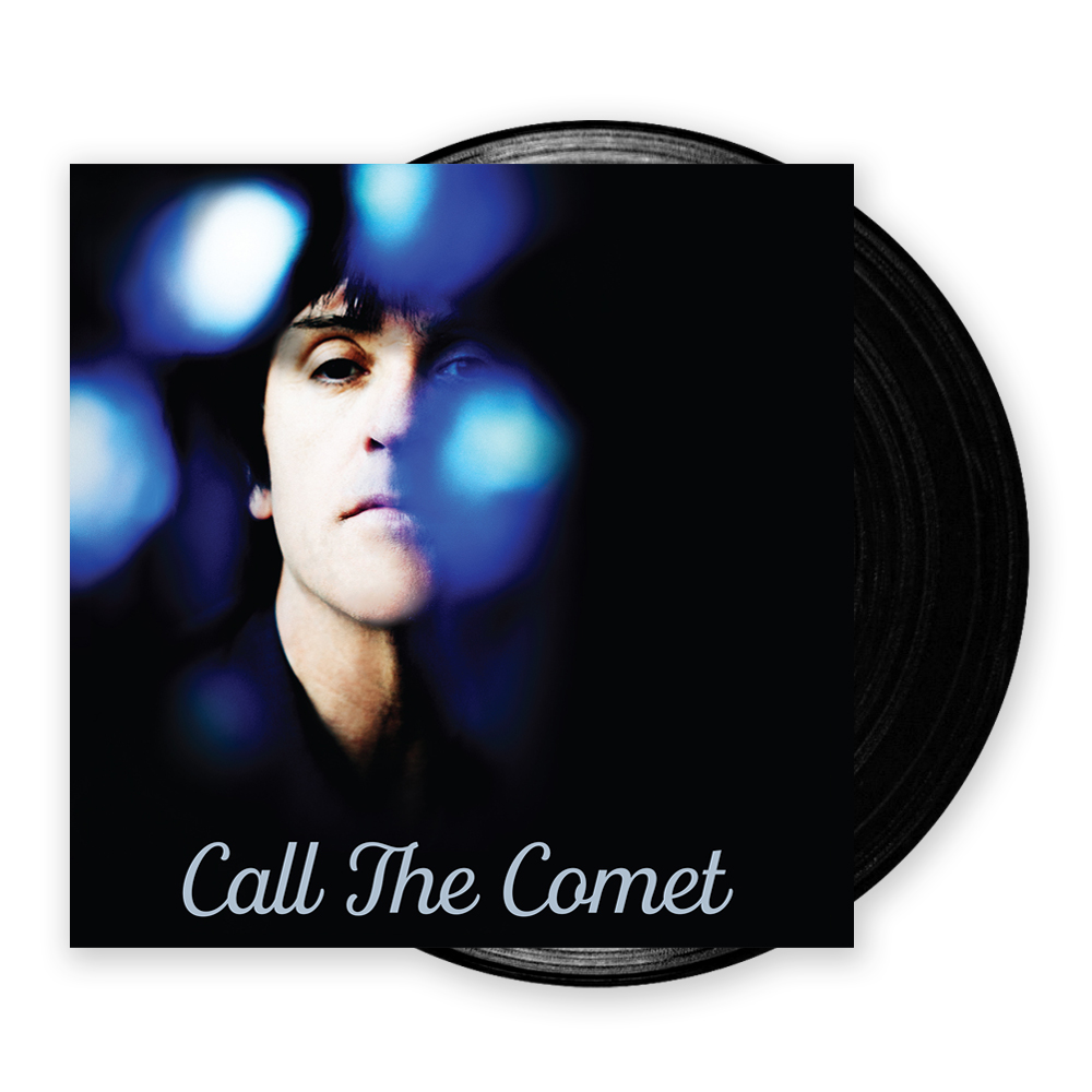 Buy Online Johnny Marr - Call The Comet Black Vinyl LP