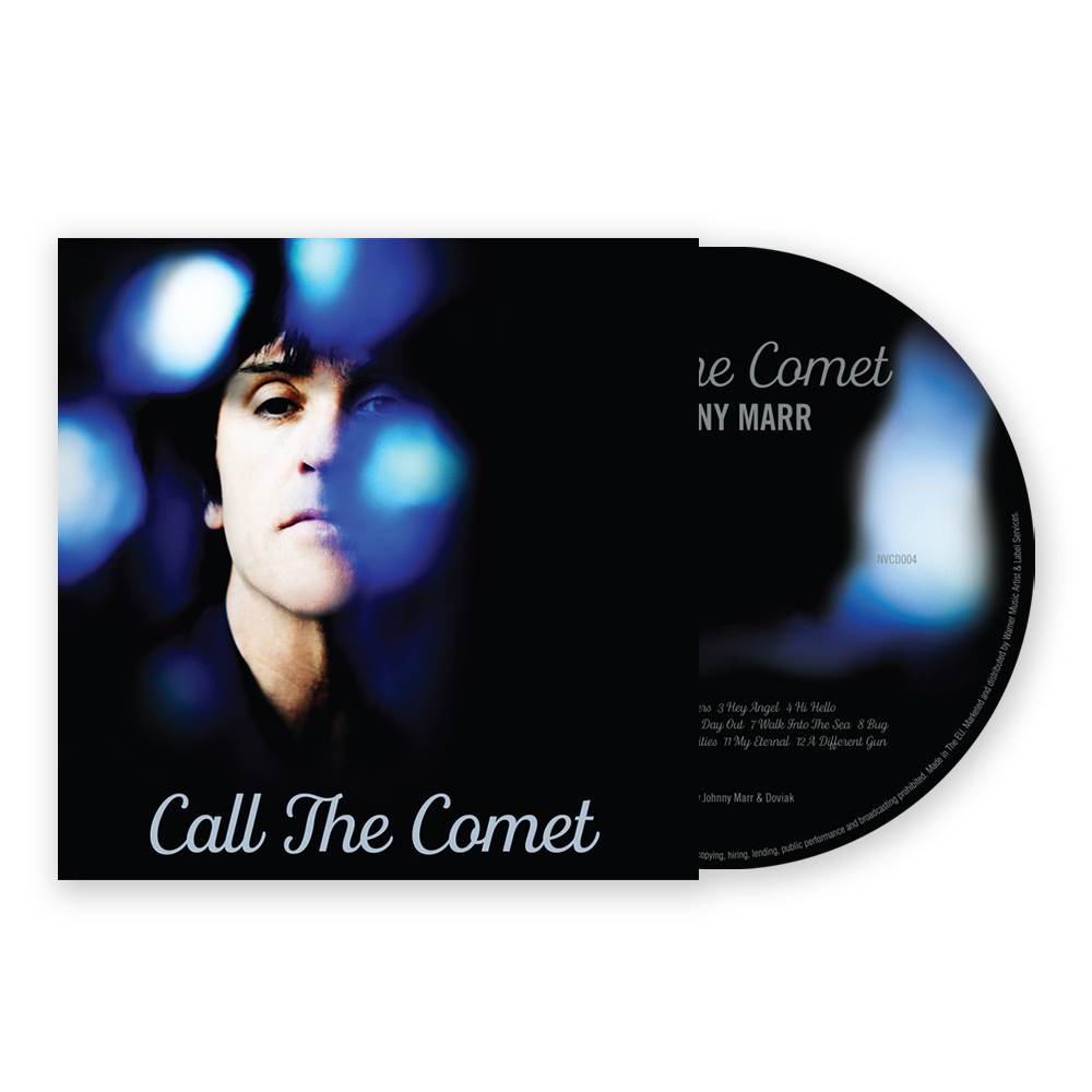 Buy Online Johnny Marr - Call The Comet CD Digipak