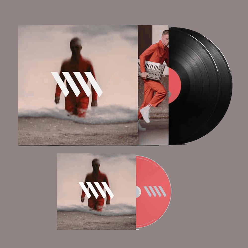 Buy Online Joris Voorn - Four CD Album + Double Vinyl