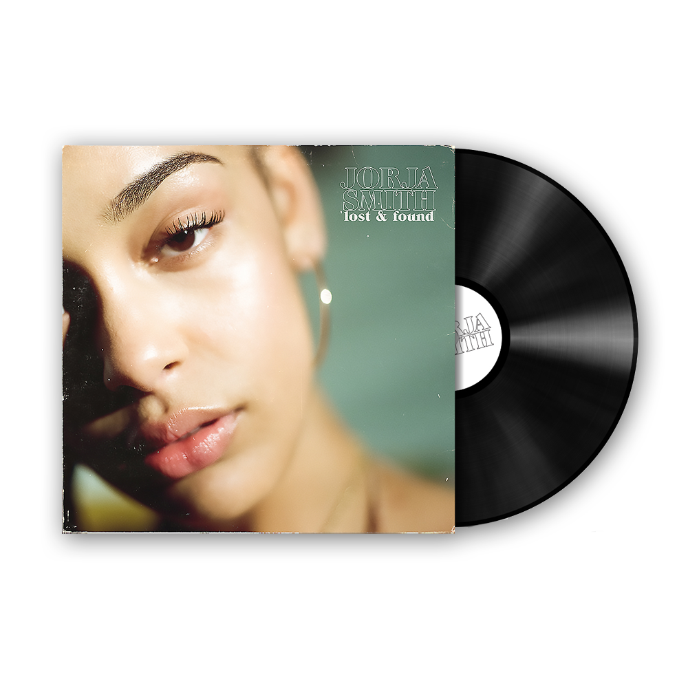 Buy Online Jorja Smith - Lost & Found Vinyl LP (Heavyweight, Gatefold)