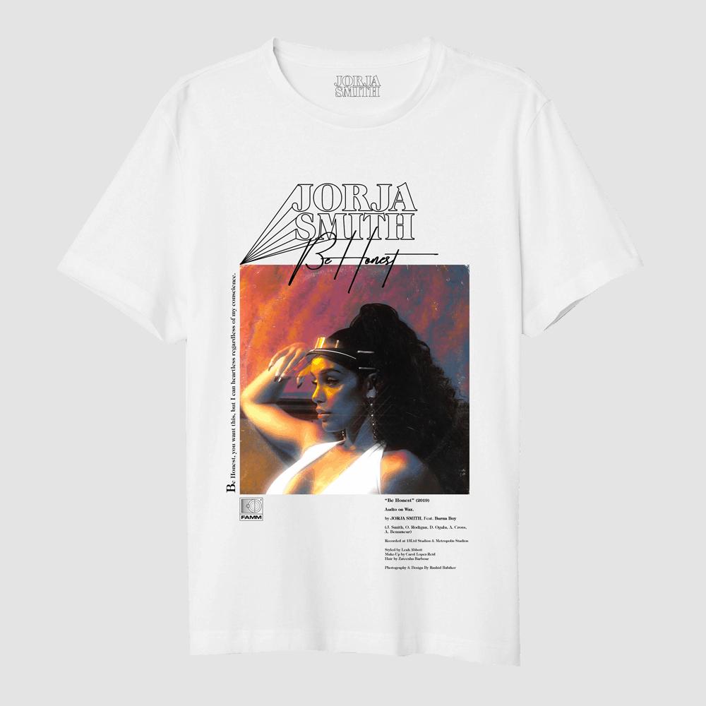 Buy Online Jorja Smith - Be Honest T-Shirt