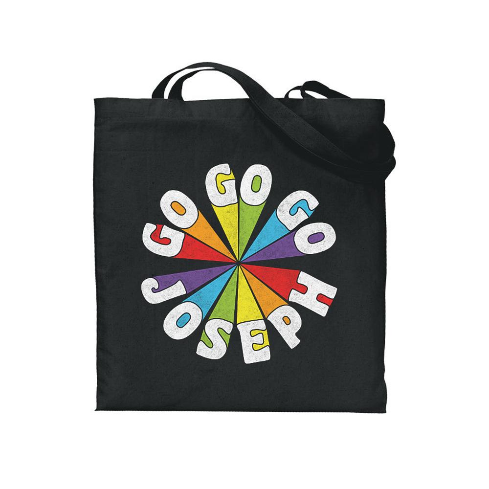 Buy Online Joseph The Musical - Black Tote Bag