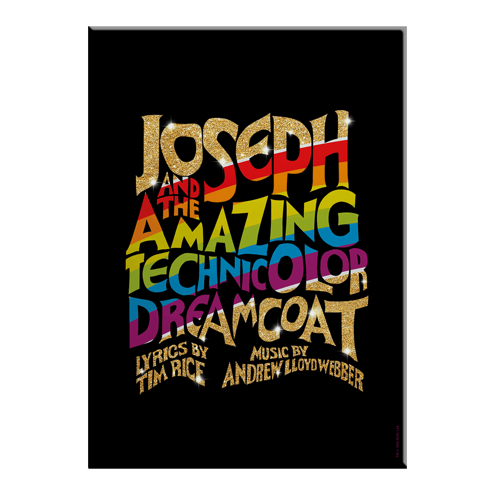 Buy Online Joseph The Musical - Magnet