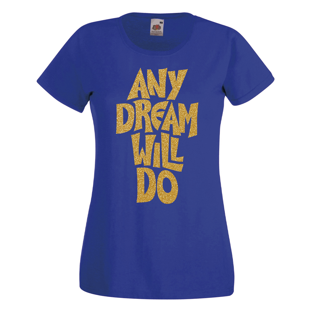 Buy Online Joseph The Musical - Slim fit Any dream T-Shirt