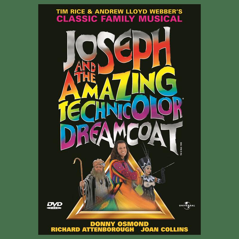 Buy Online Joseph The Musical - DVD