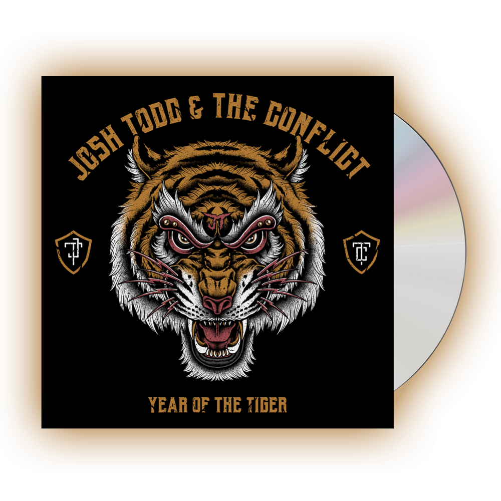 Year Of The Tiger + Free Prefect Badge