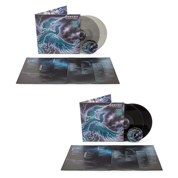 The Prelude Implicit Gatefold Silver and Black Heavyweight Double LP bundle