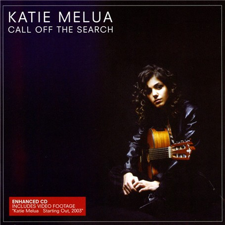 Buy Online Katie Melua - Call Off The Search CD Album