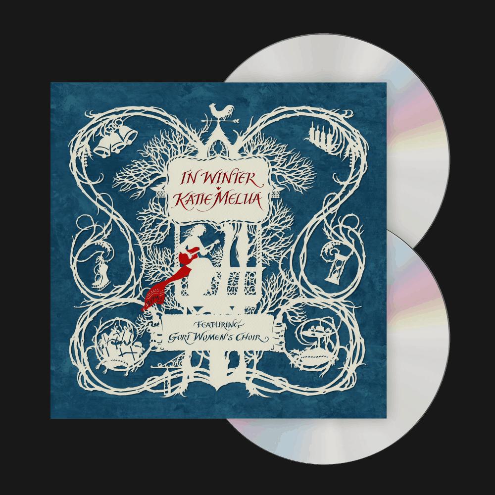 Buy Online Katie Melua - In Winter 2CD
