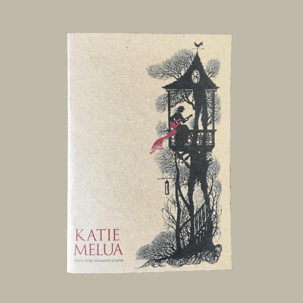 Buy Online Katie Melua - With Gori Women's Choir Notebook