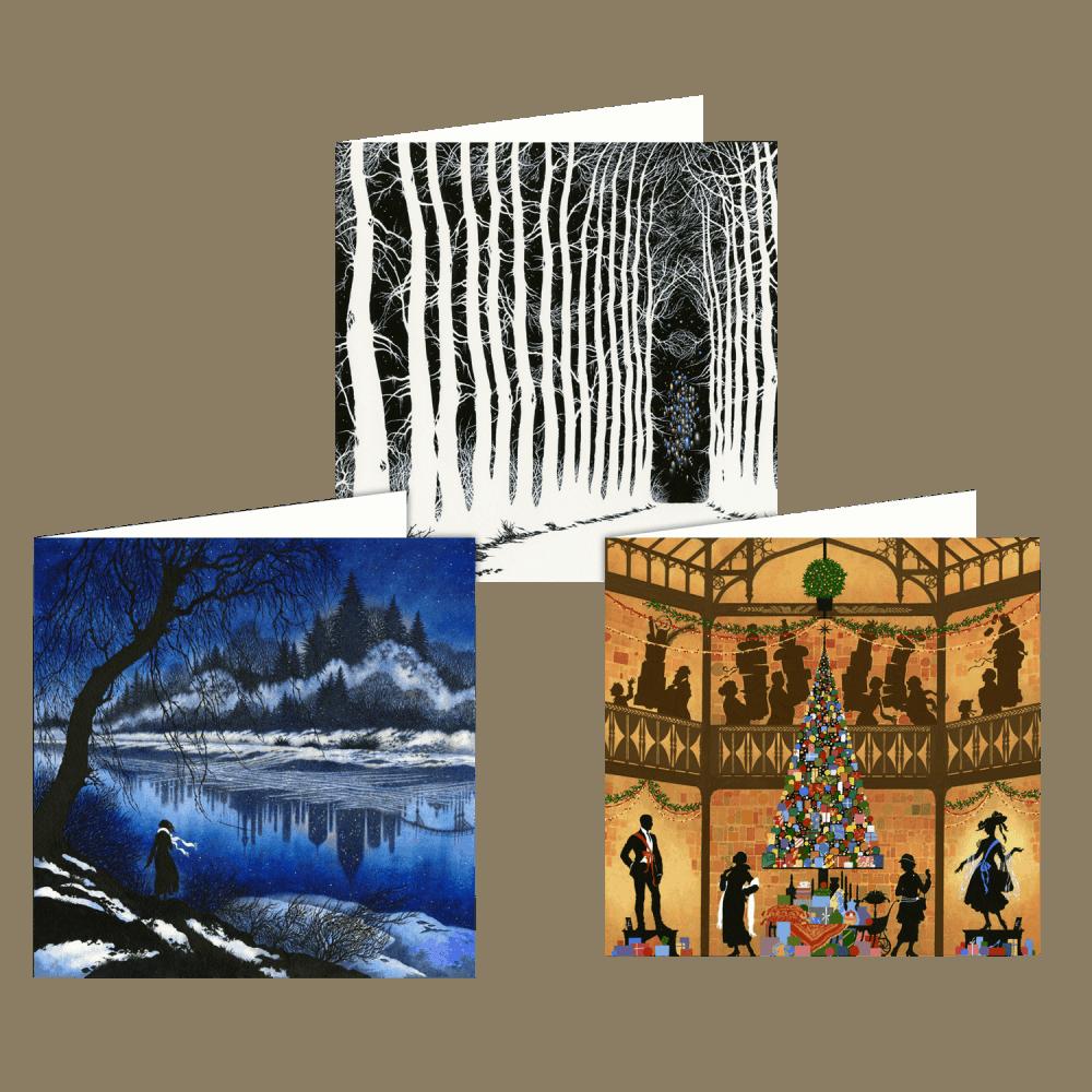 Buy Online Katie Melua - Christmas Card Pack