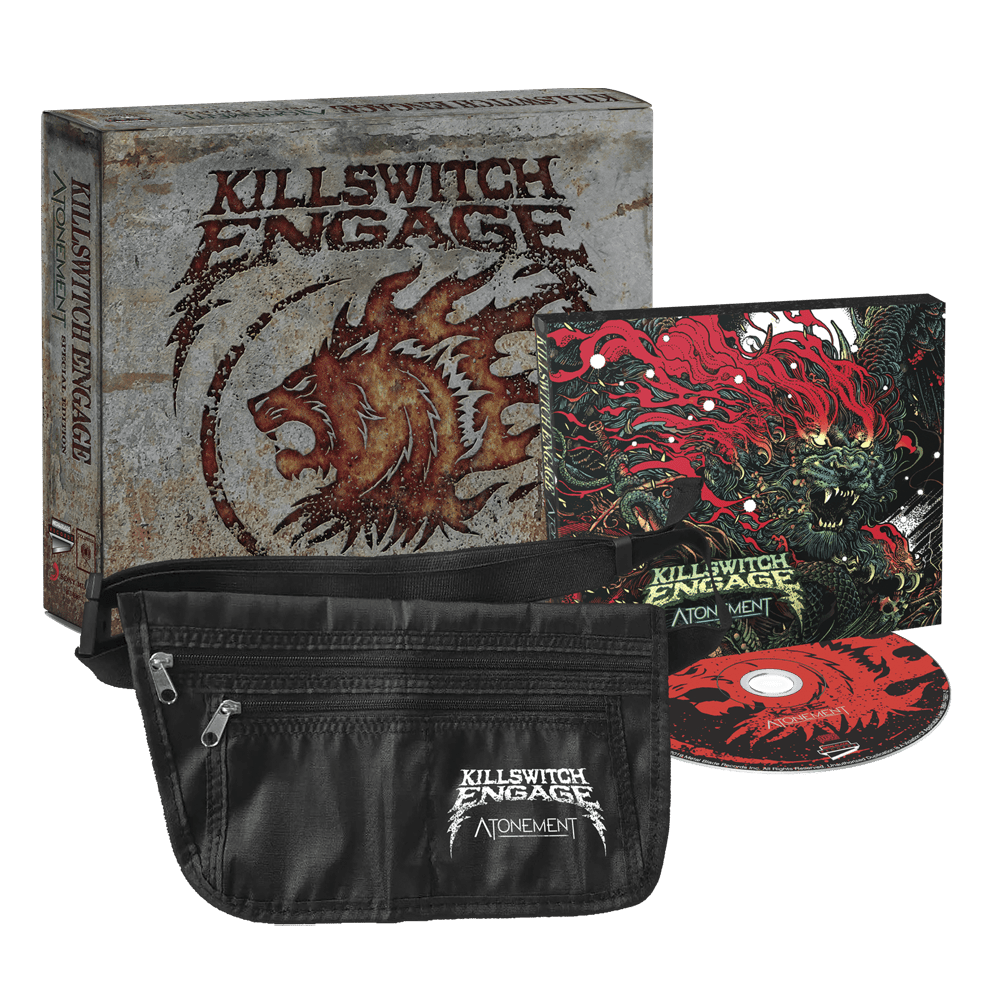 Buy Online Killswitch Engage - Atonement Deluxe