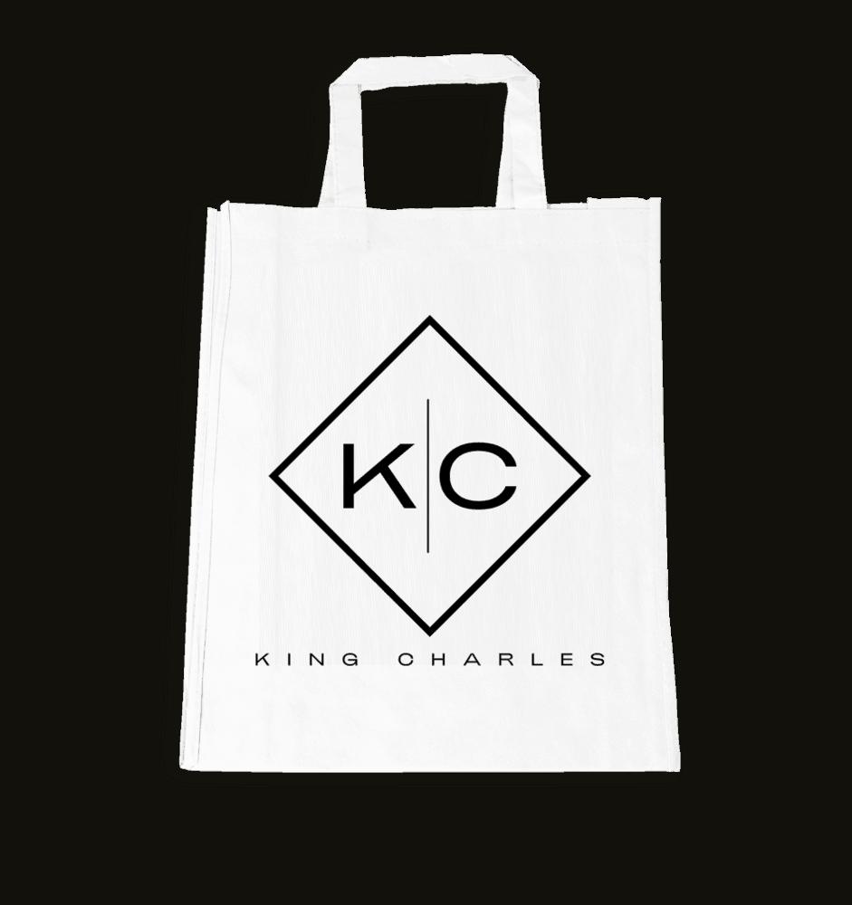 Buy Online King Charles - Tote Bag