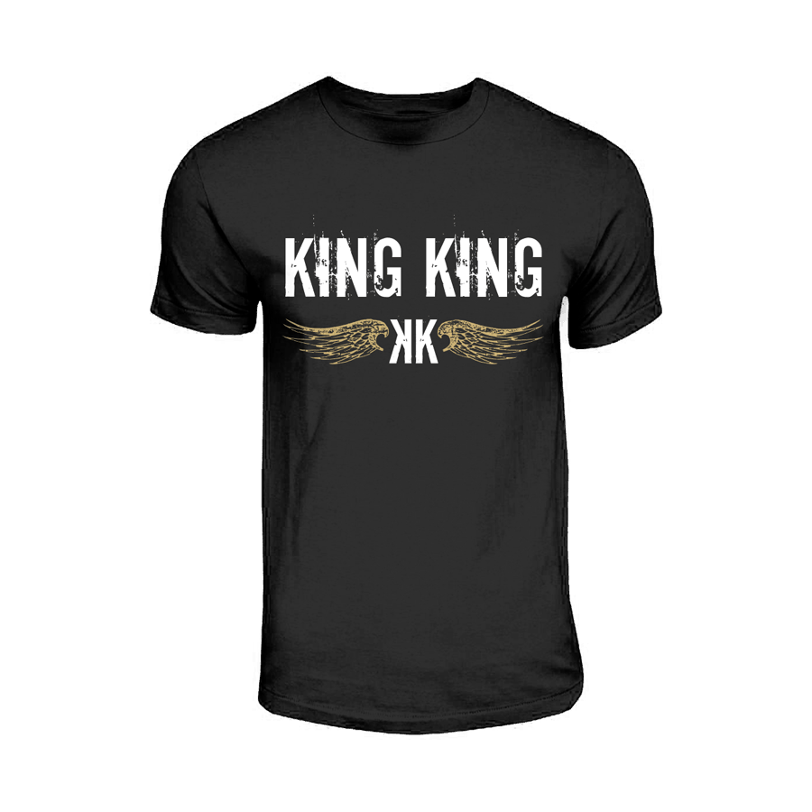 Buy Online King King - King King Wings T-Shirt