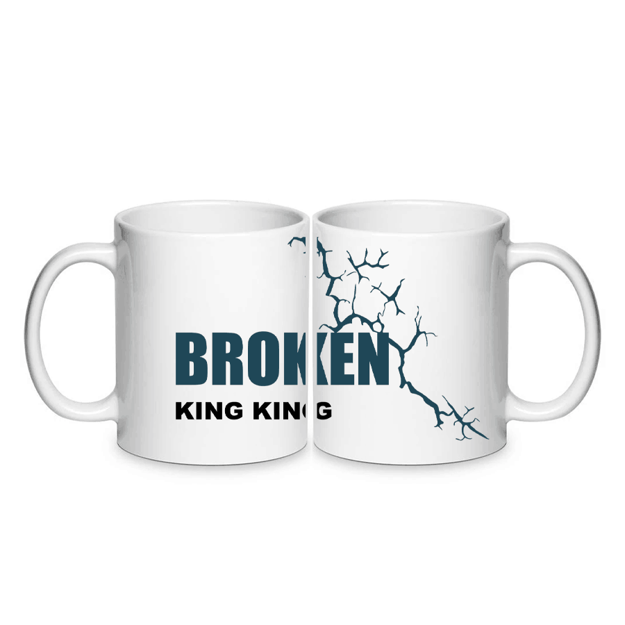 Buy Online King King - Broken Mug