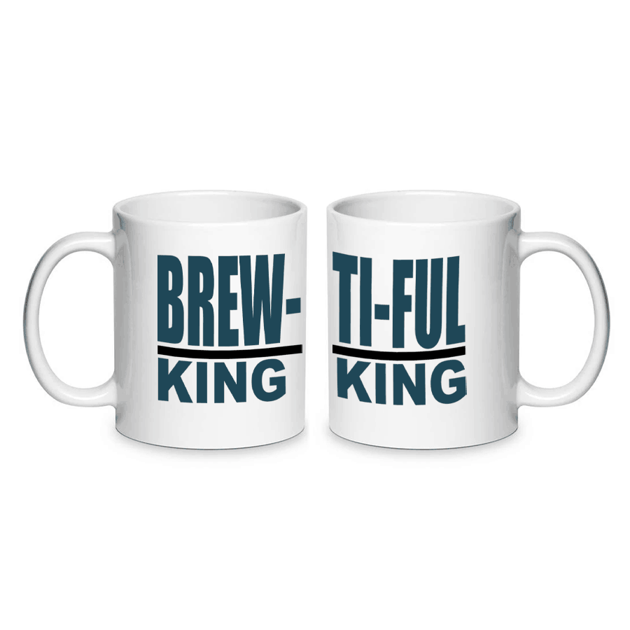 Buy Online King King - Brew-ti-ful Mug