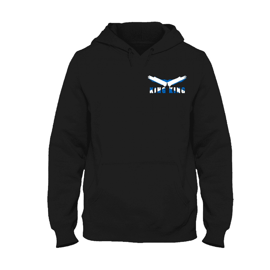 Buy Online King King - 'King King Wings Hoodie