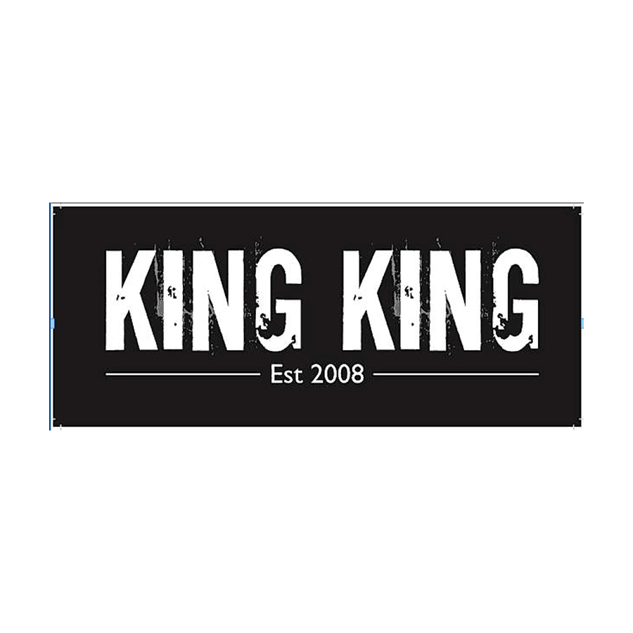 Buy Online King King - Sticker