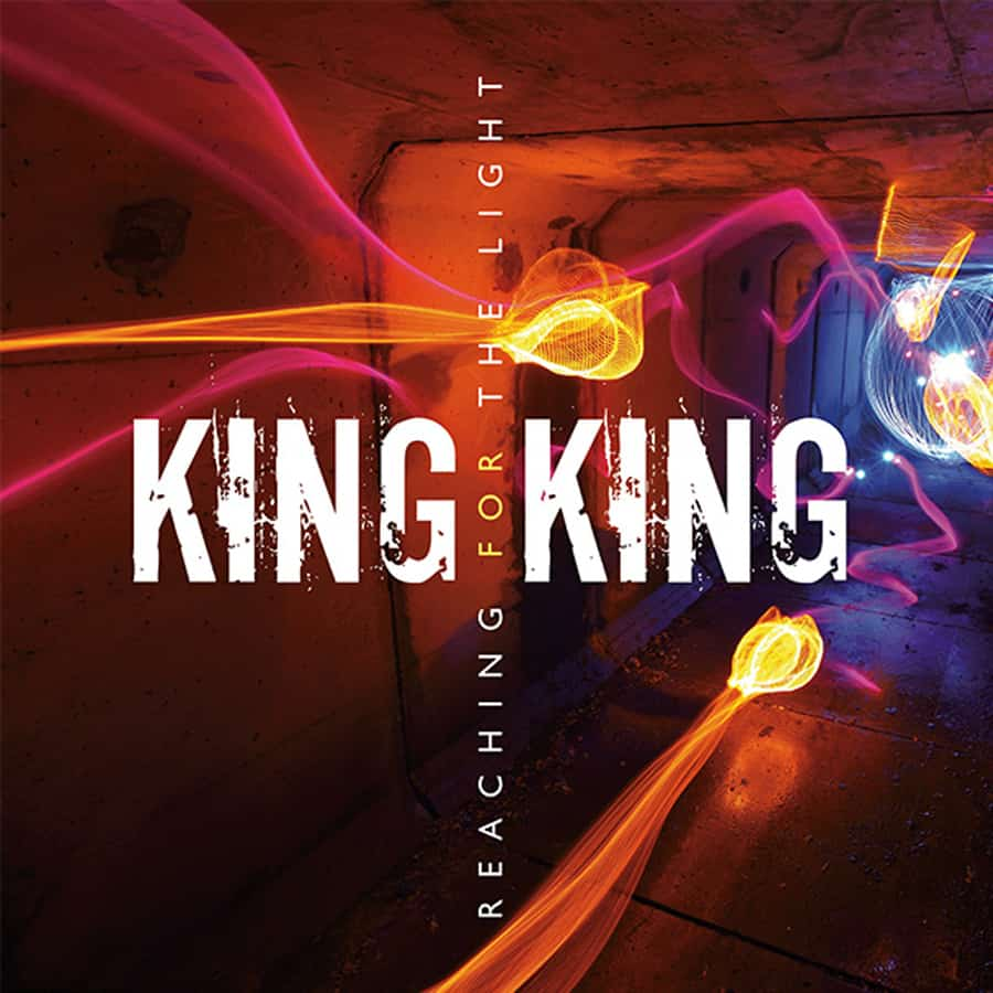 Buy Online King King - Reaching For The Light (Signed)