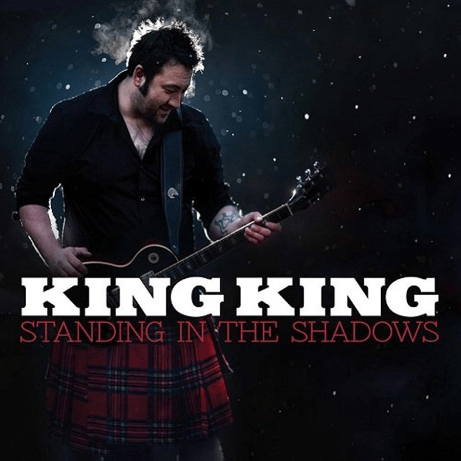 Buy Online King King - Standing In The Shadows (Signed)