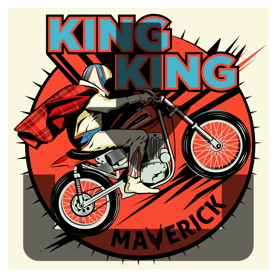 Buy Online King King - Maverick Deluxe Album Download
