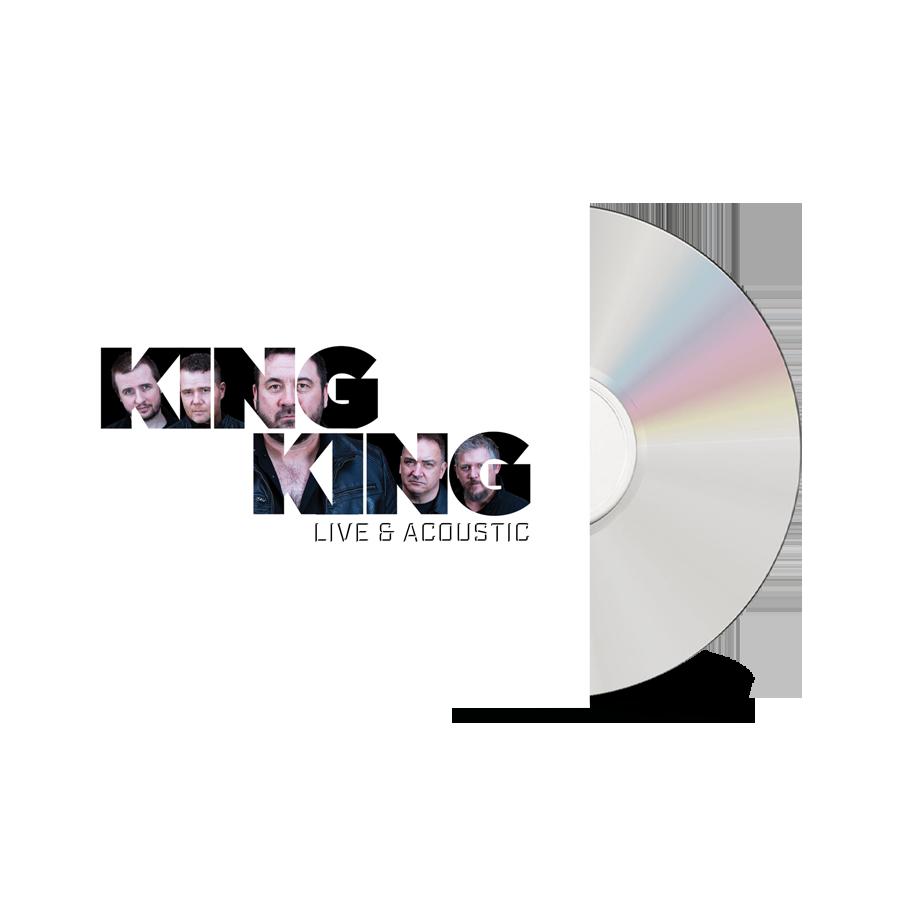 Buy Online King King - Live & Acoustic Bonus CD