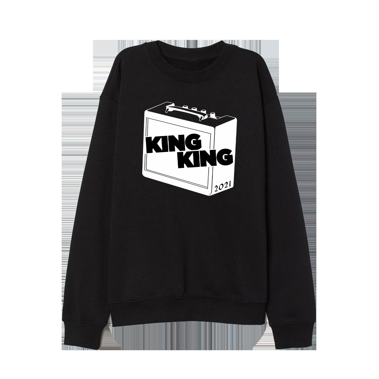 Buy Online King King - Sweatshirt (Black)