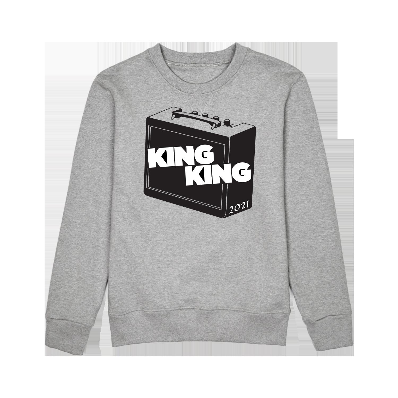 Buy Online King King - Sweatshirt (Grey)