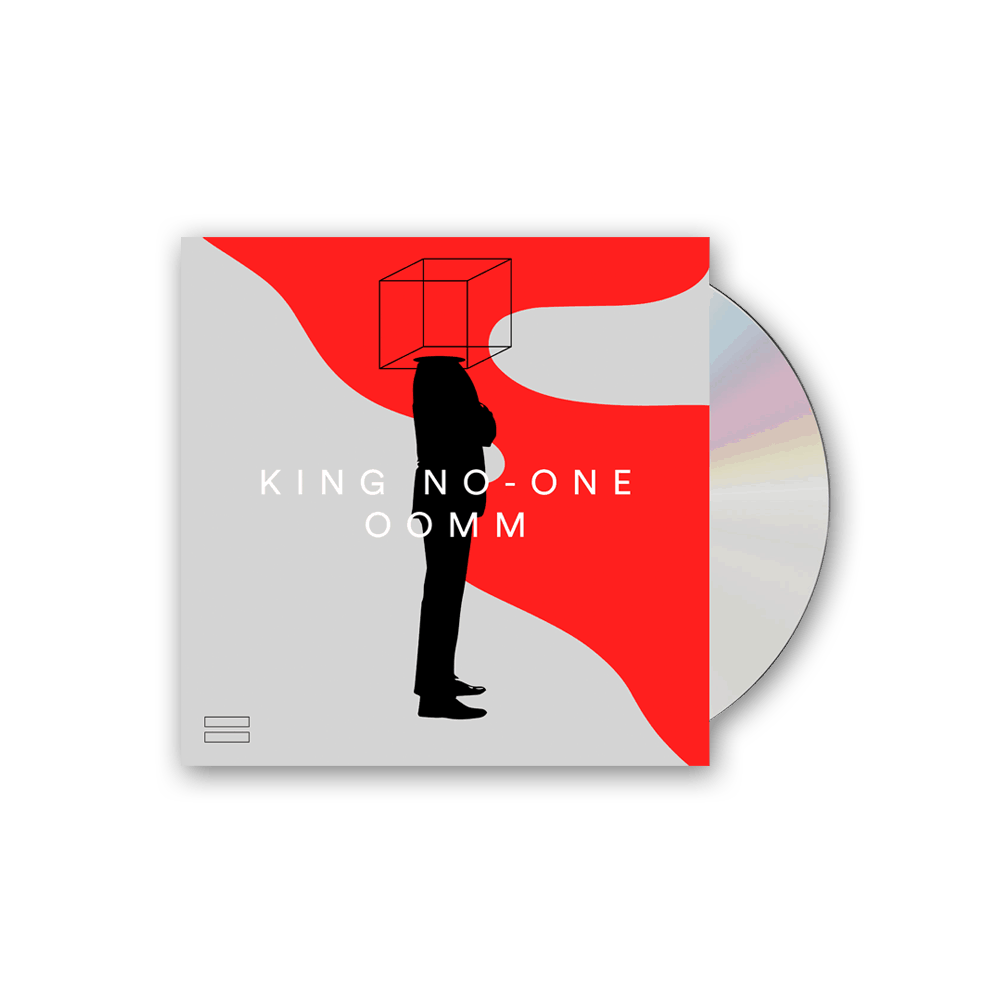 Buy Online King No-One - OOMM EP (Signed)