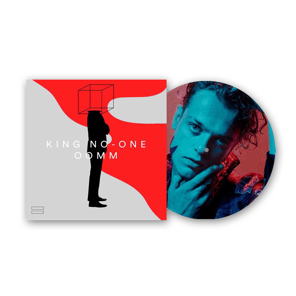 Buy Online King No-One - OOMM Picture Disc EP (Signed) (Zach Edition)