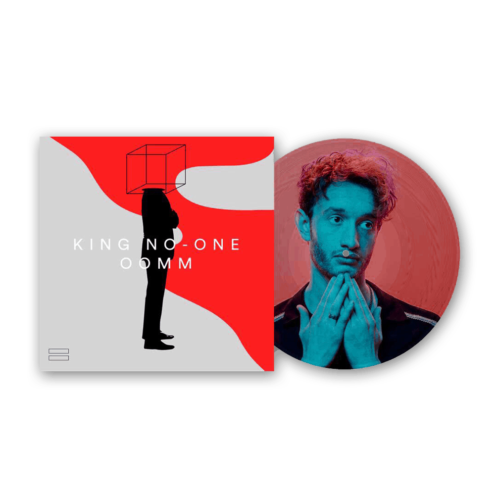 Buy Online King No-One - OOMM Picture Disc EP (Joe Edition) (Signed)