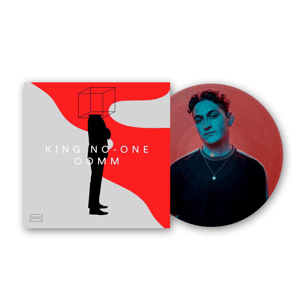 Buy Online King No-One - OOMM Picture Disc EP (James Edition) (Signed)