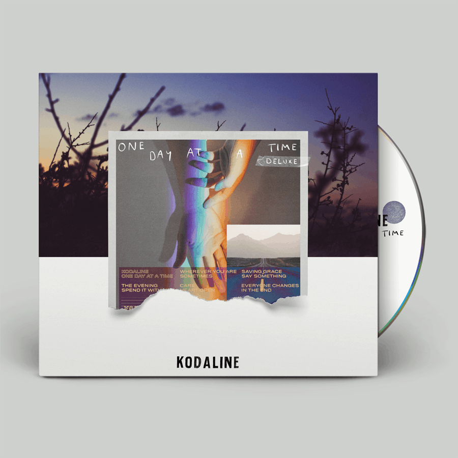 Buy Online Kodaline - 'One Day At A Time' (Signed)
