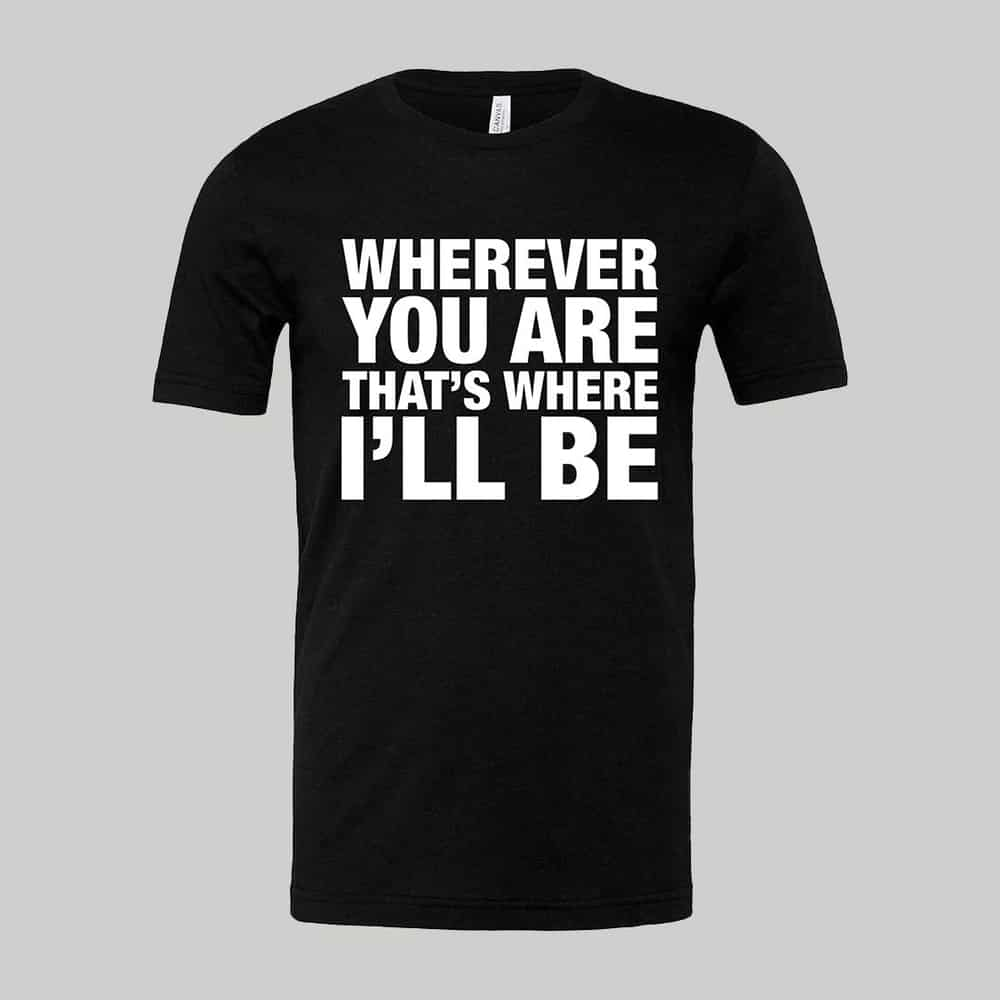 Buy Online Kodaline - 'One Day At A Time' T-Shirt