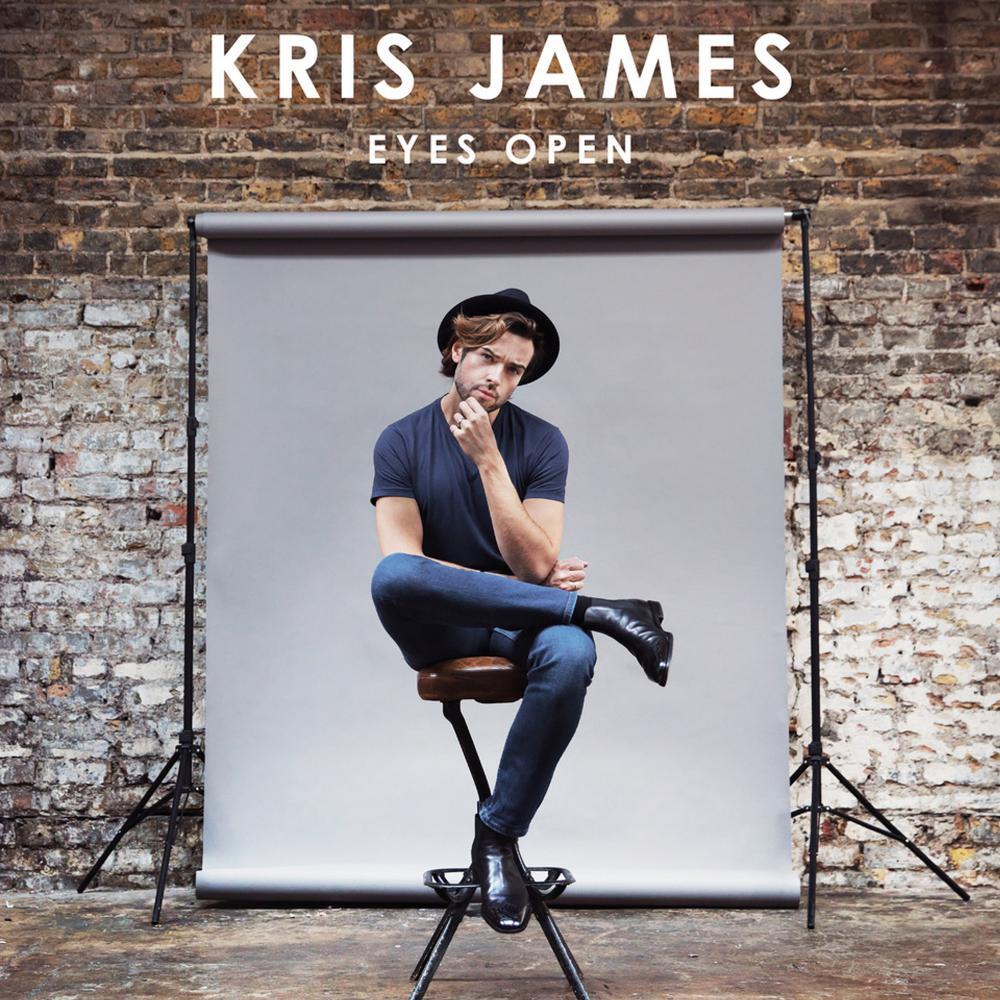 Buy Online Kris James - Eyes Open Single