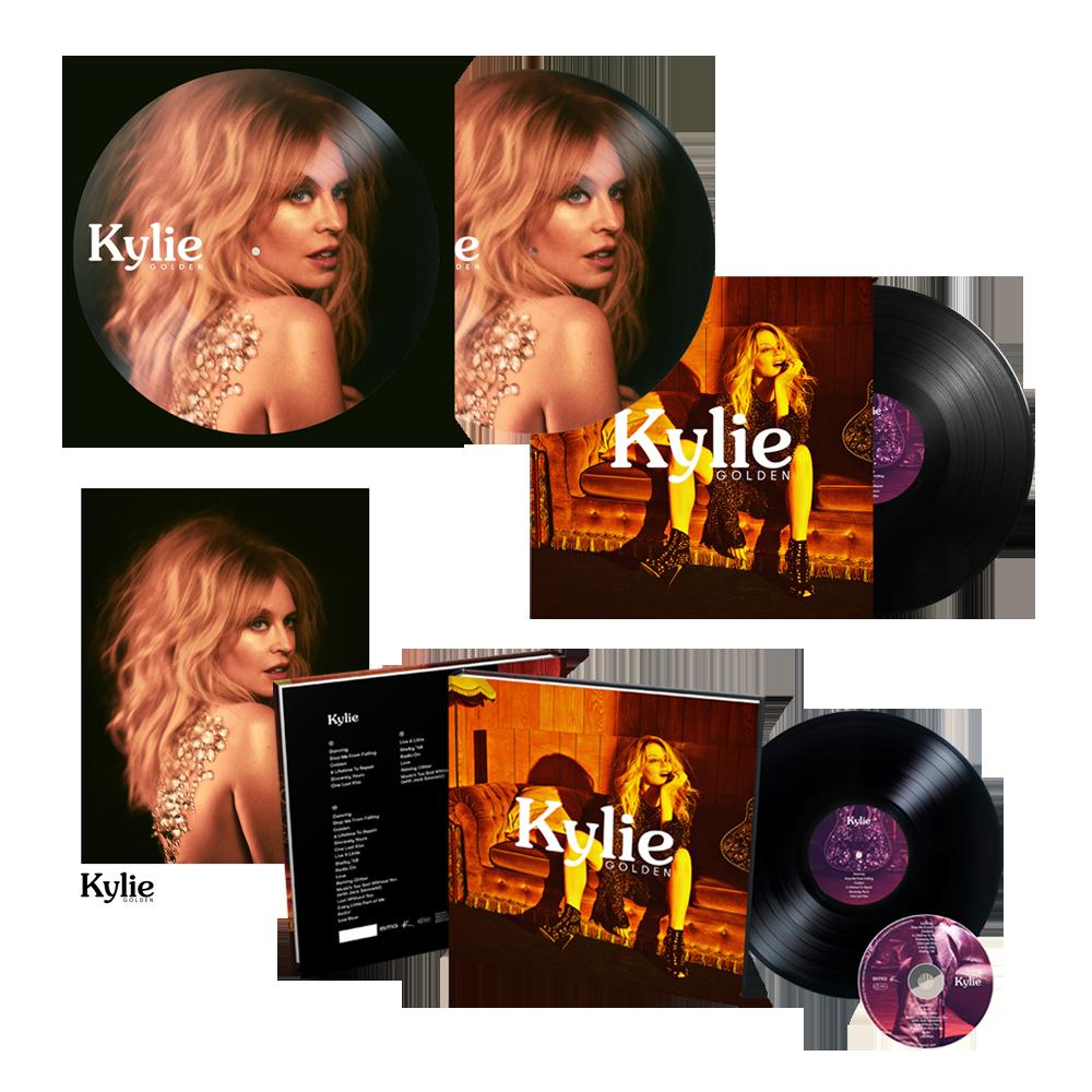 Buy Online Kylie - Golden Super Deluxe Bundle
