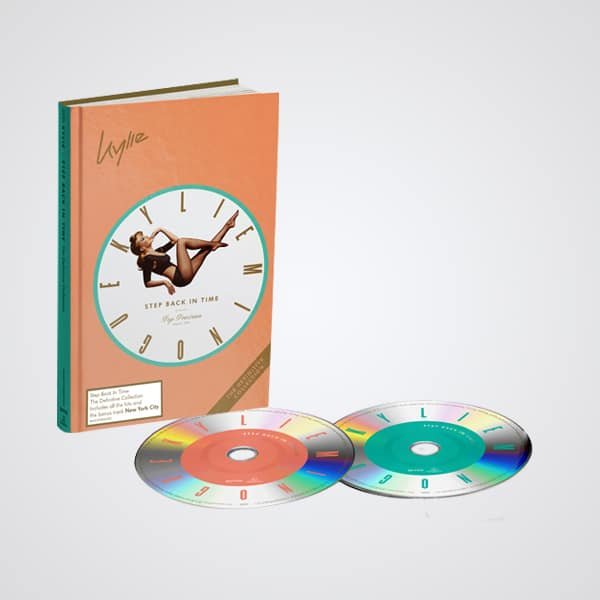 Buy Online Kylie - Step Back In Time Deluxe