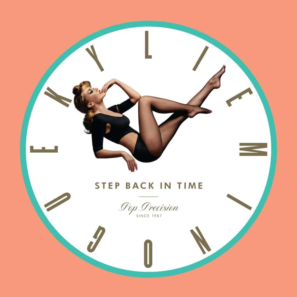"Kylie Minogue >> álbum ""Step Back In Time"" 45409"