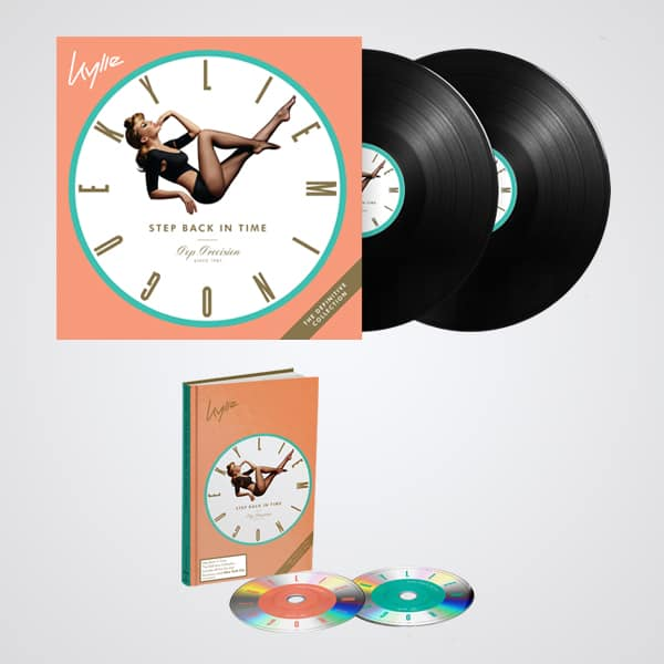 Buy Online Kylie - Step Back In Time - Bundle #4