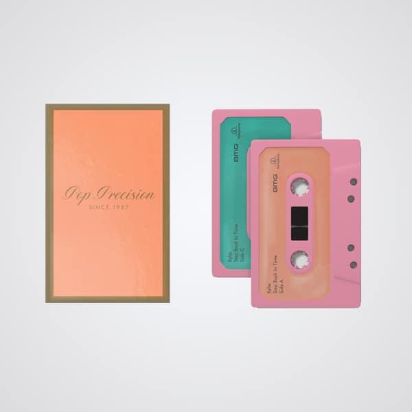 Buy Online Kylie - Step Back In Time Pink