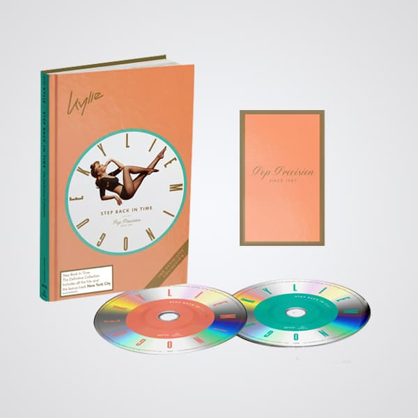 Buy Online Kylie - Step Back In Time - Bundle #6 (Includes Choice Of Cassette)
