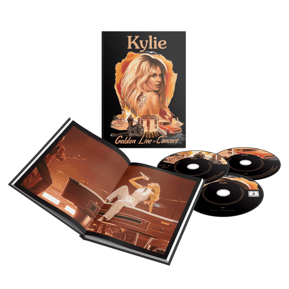 Golden Live In Concert (Deluxe Edition)