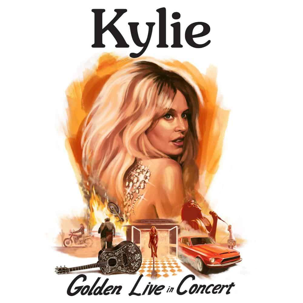Buy Online Kylie - Golden - Live in Concert (Full Concert Stream)