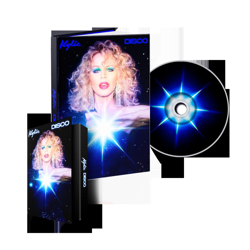 Buy Online Kylie - Disco Deluxe CD Album (Exclusive) + Cassette (Exclusive)